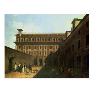 The Prison des Madelonnettes Postcard