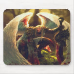 The Prison of Angels mousepad