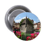 The Prison of Annecy, France Pins