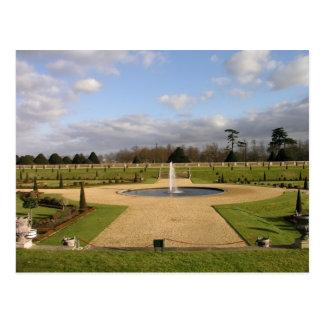 The Privy Garden, Hampton Court, UK Postcard