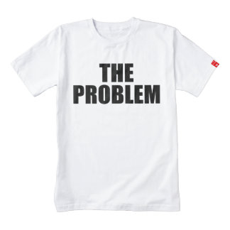 The Problem (Solvers) Zazzle HEART T-Shirt