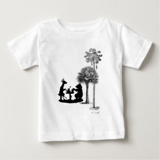 The problem with bears. infant t-shirt