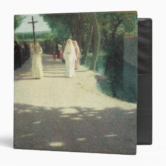 The Procession, 1892-95 Vinyl Binders