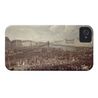 The Procession of Louis XIV (1638-1715) across the iPhone 4 Case