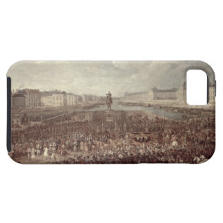 The Procession of Louis XIV (1638-1715) across the iPhone SE/5/5s Case