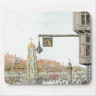 The Procession of Marie de Medici along Mouse Pad