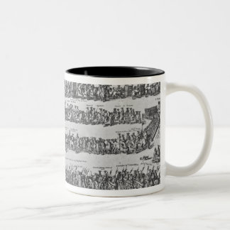 The Procession of Pope Innocent XII Mug