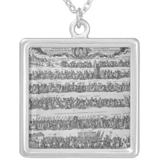 The Procession of Pope Innocent XII Custom Jewelry