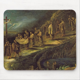 The Procession of the Holy Shroud Mouse Pad