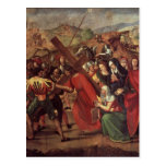 The Procession to Calvary, c.1505 Post Cards