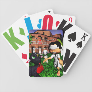 The Prodigal Lamb Bicycle Playing Cards
