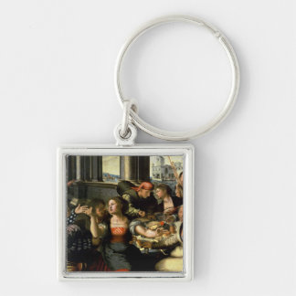 The Prodigal Son, 1536 Keychain