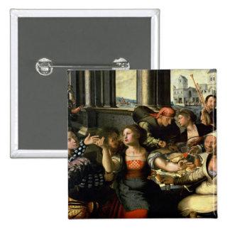 The Prodigal Son, 1536 Pinback Button