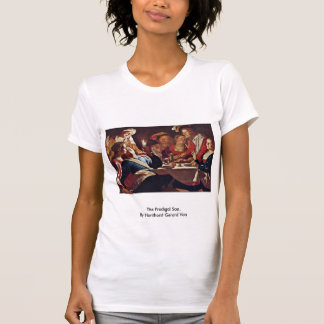 The Prodigal Son,  By Honthorst Gerard Van T-shirts