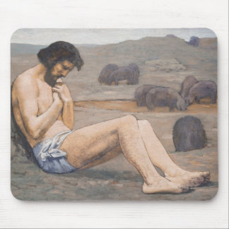 The Prodigal Son, c. 1879 (oil on linen) Mouse Pad