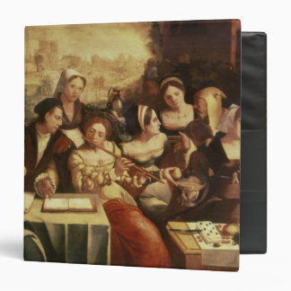 The Prodigal Son Feasting with Harlots Binder