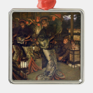 The Prodigal Son in a Foreign Land, 1880 Metal Ornament