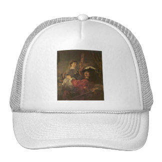 'The Prodigal Son in a Tavern' Trucker Hat