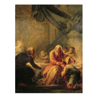 The Prodigal Son Postcard