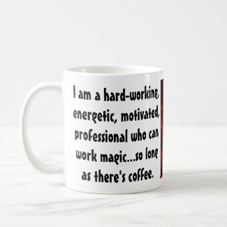 The Professional #4 Coffee Mug