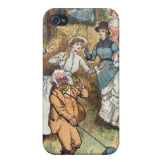 The Professor's Class iPhone 4 Cover