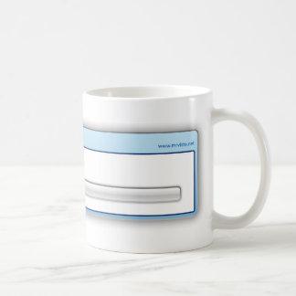 The progress of my career classic white coffee mug