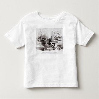 The Progress of the Century Toddler T-shirt