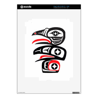 THE PROGRESSION OF DECAL FOR iPad 2