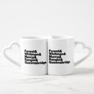 The Projects Coffee Mug Set
