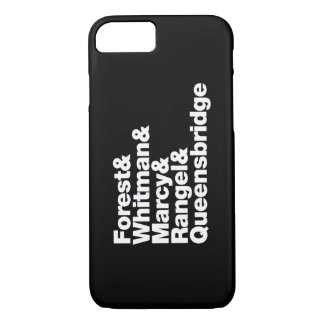 The Projects iPhone 7 Case
