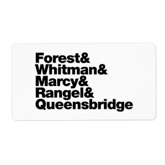 The Projects Label