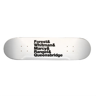 The Projects Skateboard Deck