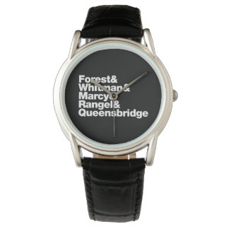 The Projects Wrist Watch