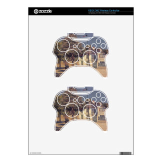 The Promenade at Argenteuil by Gustave Caillebotte Xbox 360 Controller Skins