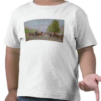 The Promenade on the Champs-Elysees Shirt