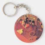 The Promenoir Of Rouge Keychain