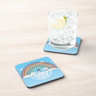 THE PROMISE DRINK COASTER