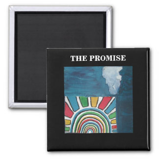THE PROMISE REFRIGERATOR MAGNET