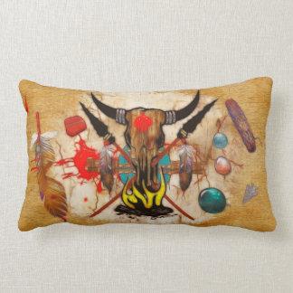 The Promise Native American Decor Lumbar Pillow