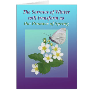 The Promise of Spring Card