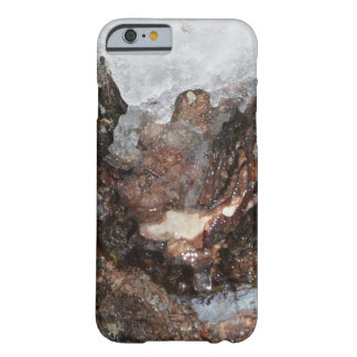 The Promise Of Spring Melting Snow On Bark Barely There iPhone 6 Case