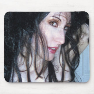 The Promise - Self Portrait Mouse Pad
