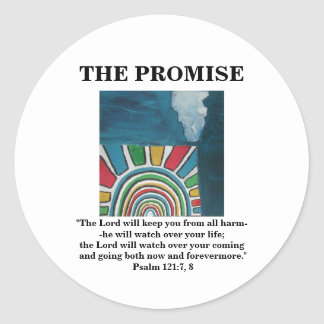 THE PROMISE STICKER