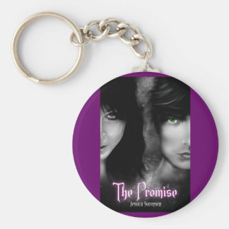 The Promise Swag Basic Round Button Keychain
