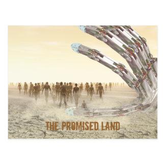 The Promised Land postcard