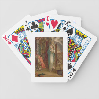 The Property Room, 1879 (oil on canvas) Card Decks
