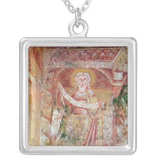 The Prophet Daniel Silver Plated Necklace