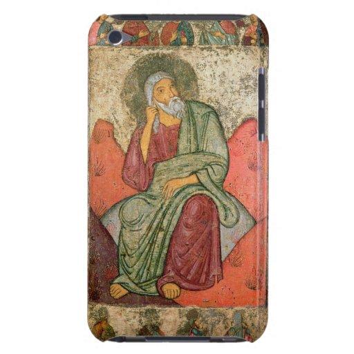 The Prophet Elijah, Pskov School (panel) Case-Mate iPod Touch Case