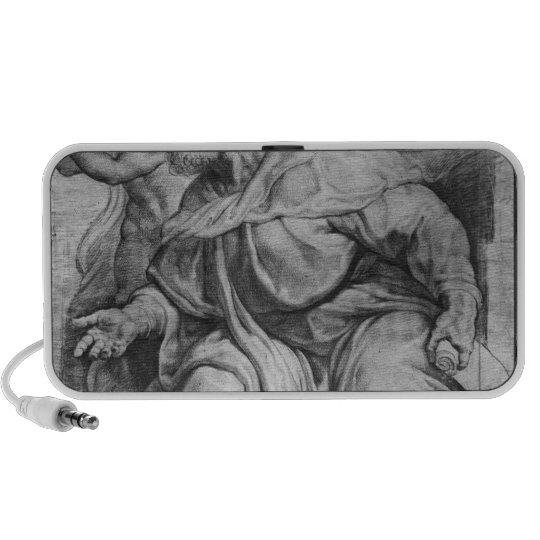 The Prophet Ezekiel, after Michangelo Buonarroti Mini Speaker