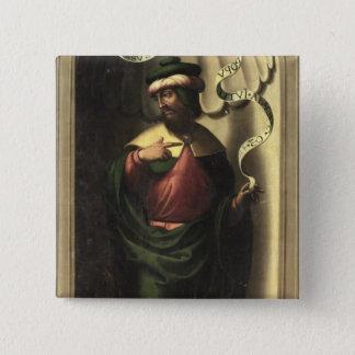 The Prophet Jeremiah Pinback Button